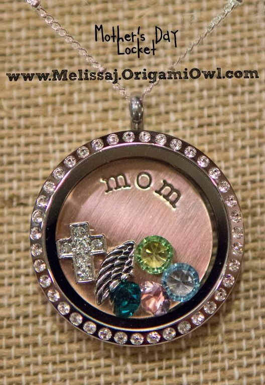 Origami Owl Jewelry | ... Certificate to Origami Owl Custom Jewelry (Great for Mothers Day