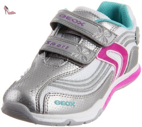 Basket, color Violet , marca GEOX, modelo Basket GEOX J XUNDAY GIRL Violet