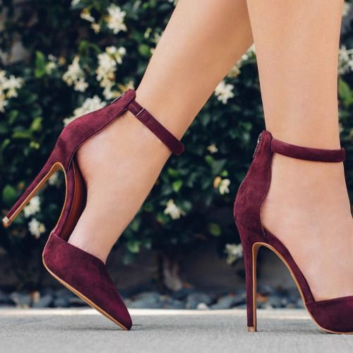 High Heel Pumps | Review. Lovely heel. Perfect for the offic… | Flickr