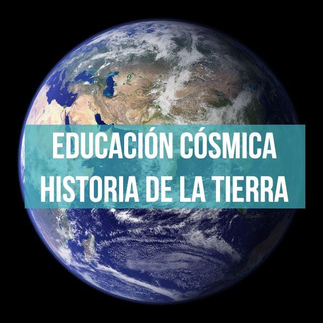 Educación Cósmica. Historia de la Tierra (Cuento Montessori) | El Metodo Montessori