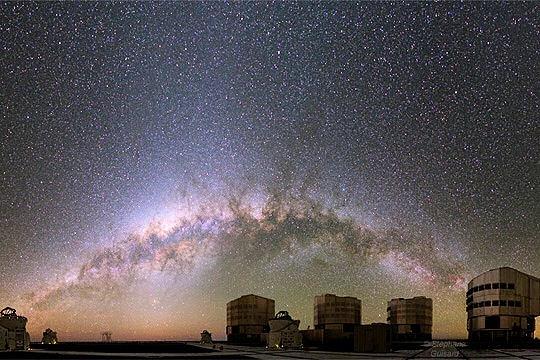 The milky way, Atacama, Chile