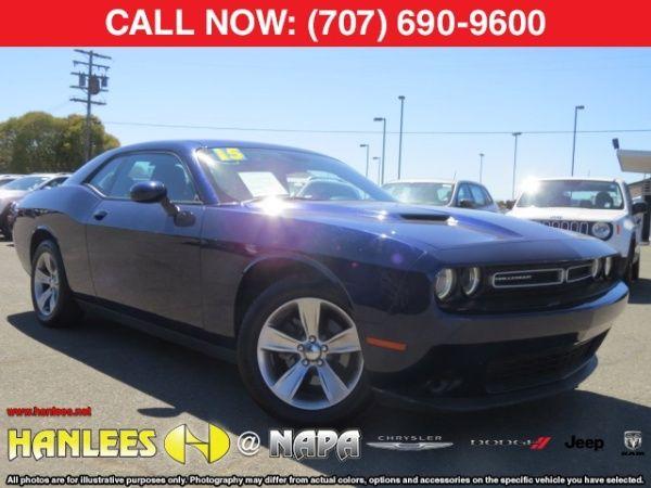 Used 2015 Dodge Challenger for Sale in Napa, CA – TrueCar