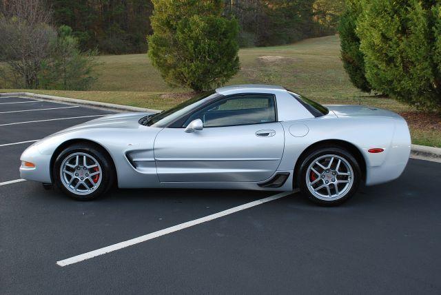 2002 Quicksilver Corvette Z06 - 1,467 units