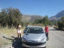 Yasmin Schmidt - Peugeot 206