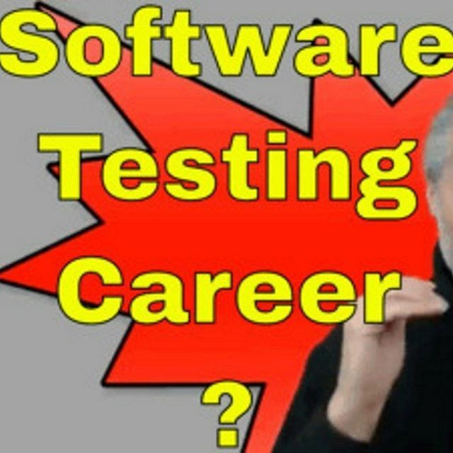 A career in Software Testing is not an easy ride if you are not careful then you can get stuck. But if you work at it then you can make a difference to your company and the community at large.  Read the blog post with bonus free video:  http://ift.tt/2BHp7lI  #SoftwareTesting #SoftwareTester