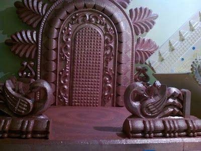 Ganpati Makhar Decoration by Call  Mr Prashant Sawant (Sonu) 09324213478, 09819762949. We make beauifulMakhar for Ganpati in Ulhasnagar that everyone loves. Please Call to visit us.