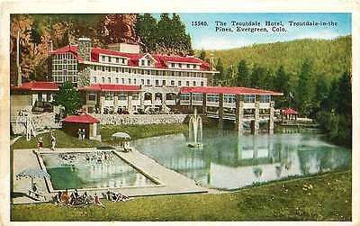 48 best historic photos and places of evergreen colorado images on pinterest evergreen for Eastwood high school swimming pool