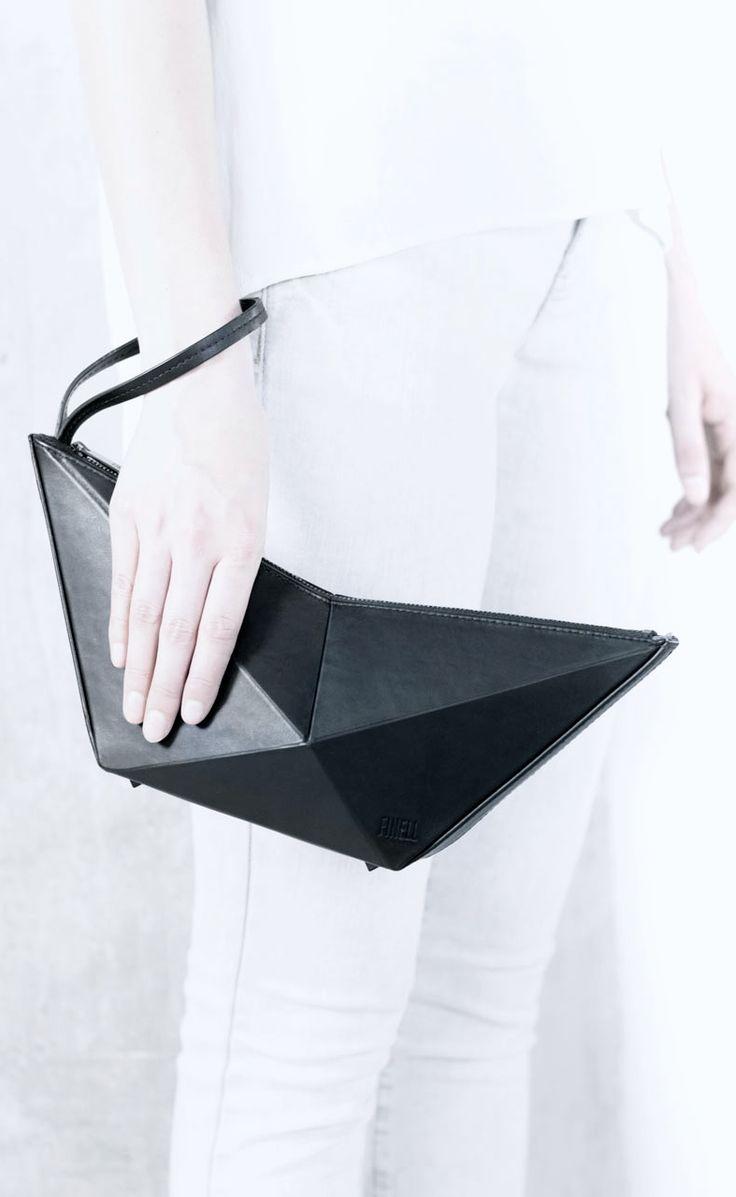 Finell. minimal, minimalist, accessory, handbag, clutch