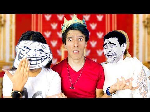 EL REY DE LOS MOMOS (TAG DEL MEME)   RETO POLINESIO LOS POLINESIOS - YouTube