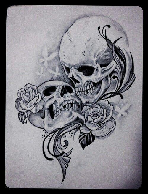Til Death Tattoos Pinterest Death Tattoo And Tatting