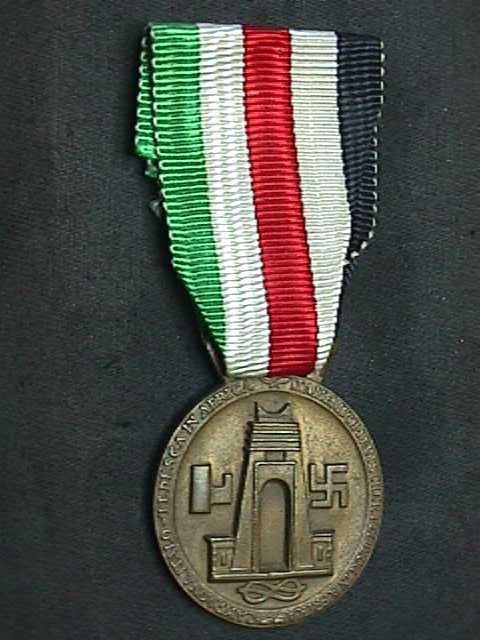 1000 images about italy 1922 45 medals awards on pinterest africa military and volunteers - German military decorations ww2 ...