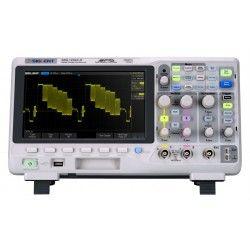 Siglent SDS1102X Digital Oscilloscope, 100MHz, 1GSa/s, 2 Channel