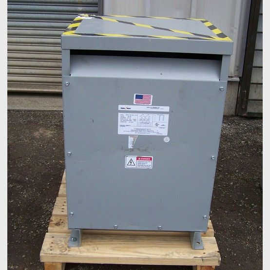 Federal Pacific supplier worldwide | Used Federal Pacific 45 kVA transformer for sale - Savona Equipment