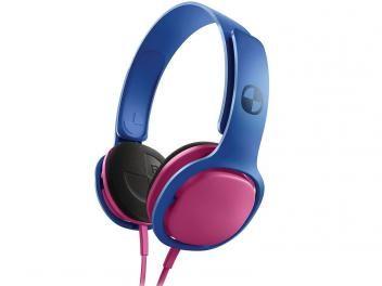 Headphone/Fone de Ouvido Philips ONeill - SHO3300 - Clash Roxo e Rosa