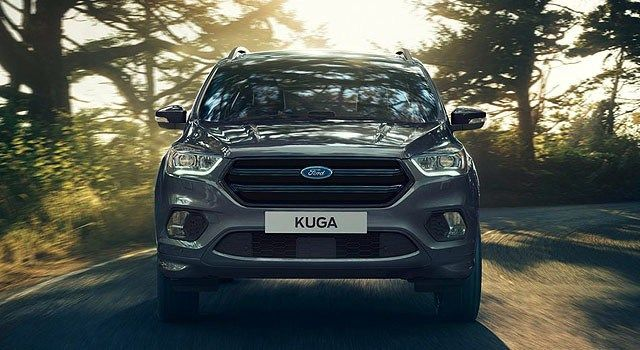 New Generation Of 2019 Ford Kuga Comes With Hybrid Engine And Rs Package Ford Kuga 2019 Ford Ford