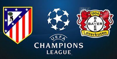 Atlético Madrid vs Bayer Leverkusen en Vivo Online Champions League 2017