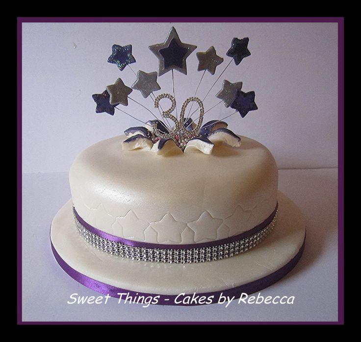 Starburst Cake Birthday Cakes Pinterest Cakes