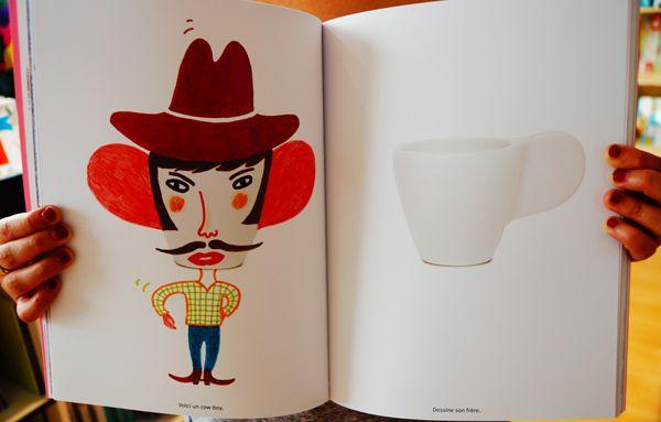 'Mon album de photos à dessiner et à colorier' (My photo album to draw and color) by Pascale Estellon.