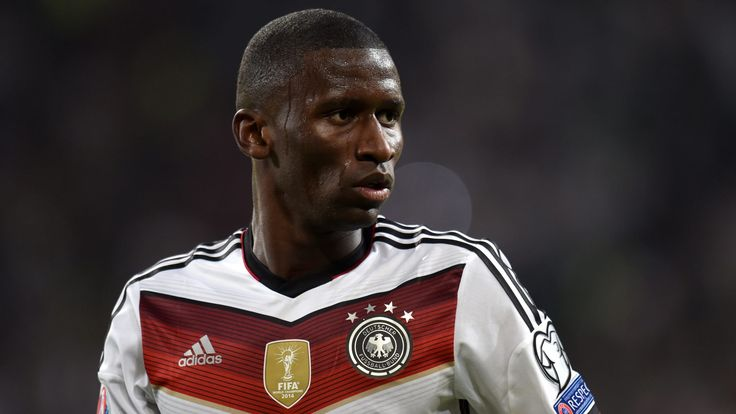 Chelsea sign Roma defender Antonio Rudiger on five-year deal #News #AntonioRudiger #Chelsea #composite #Football