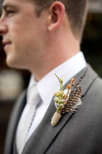 Plumas, el nuevo elemento decorativo para tu boda. ¡Lo querrás sí o sí! Image: 20