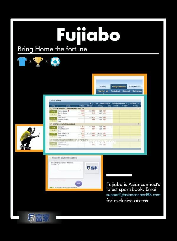 Fujiabo accounts at Asianconnect, grab your account now! #NewOffer