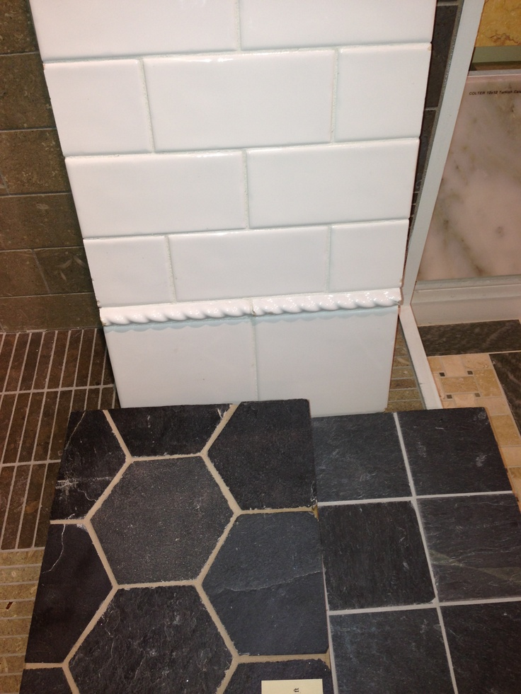 Slate And Dark Grout : Images about floor coverings on pinterest bespoke