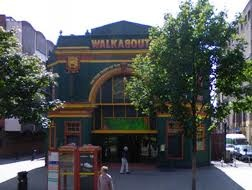 Walkabout Pub, London .... Ha ha I remember getting proposed to in this bar with my own ring.