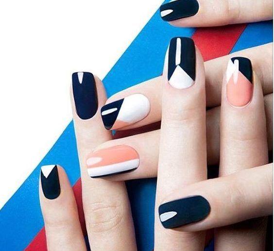 Nail Polish Colors: 7 Unexpected Nail Trends Designs For Summer 2017 | Fashion Tag Blog