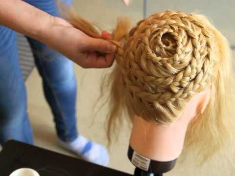 Around the head lace braid tutorial, so excited to try this.