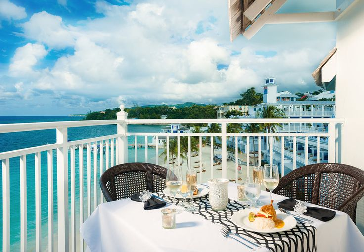Find your favorite spot to gaze at the ocean   Beaches Resort   Jamaica