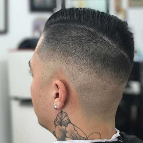tapered haircut back best 20 comb haircut ideas on comb 1120