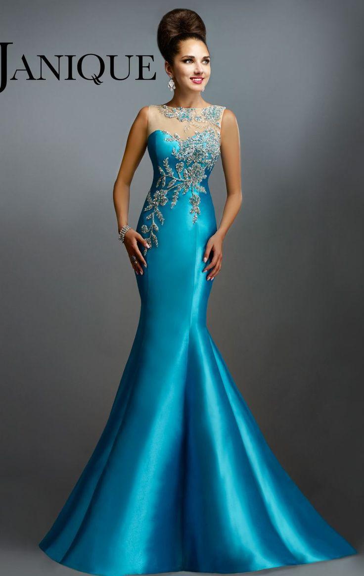 Mejores 17 imágenes de vestido en Pinterest   Vestidos de noche ...