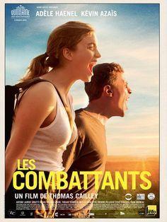 Les Combattants est un film de Thomas Cailley avec Adèle Haenel, Kevin Azaïs. Synopsis : Entre ses potes et l'entreprise familiale, l'été d'Arnaud s'annonce tranquille… Tranquille jusqu'à sa rencontre avec Madeleine, aussi belle