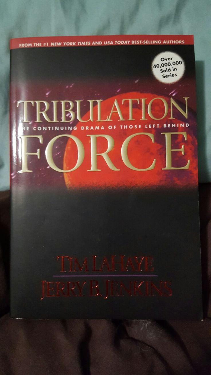 Tim Lahaye And Jerry B Jenkins; Tribulation Force (left Behind:2)