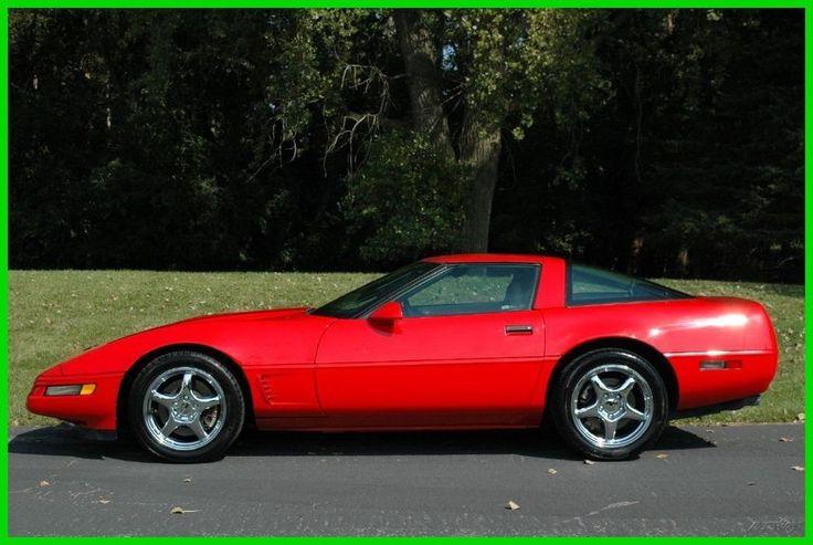 1996 Chevrolet Corvette 1996 Corvette LT1 5.7 V8 33K Miles LEATHER