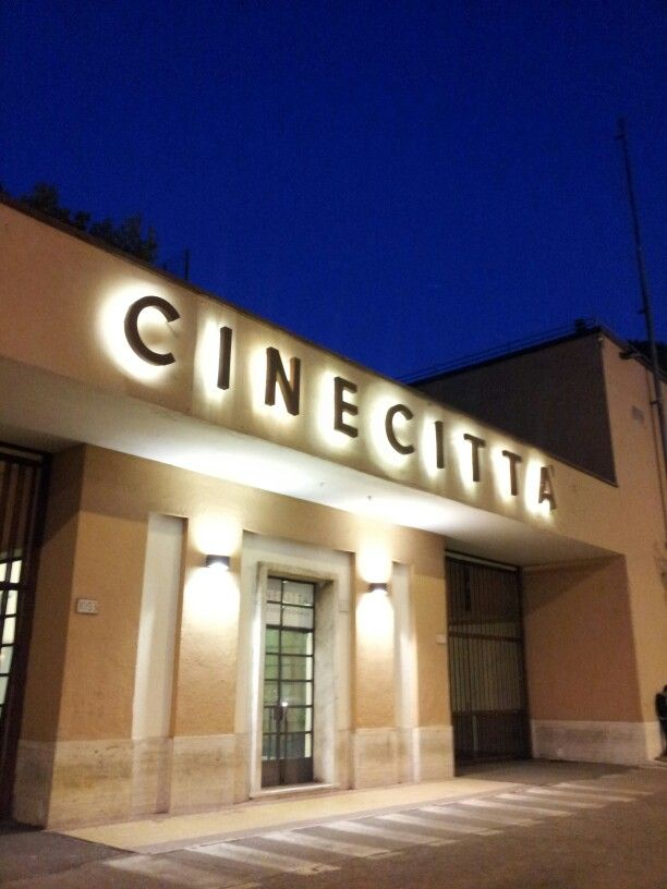 Cinecitta - Roma