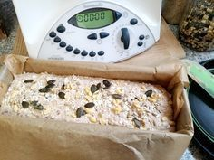Saftiges Körnerbrot aus dem Thermomix