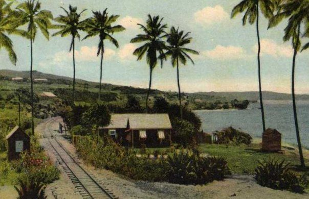 old bathsheba railway-- 1873-1937 The first plans to build a railway in Barbados came about in 1848, Sir Charles Grey the Governor of Barbados at the time was a railway buff himself and had planed to have a railway built between Bridgetown to Speightstown. Work was to beguine before Old Years day 1848 but this never came about. The dream was dormant but not dead and in 1873 it re-emerged with a new route from Bridgetown to Belleplaine. It is said the original route was abandoned because land…