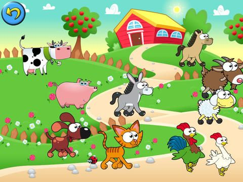 Fun At The Farm - Jigsaw Puzzles For Kids And Toddlers - Education Edition Fun at the farm is a lovely puzzle game for all ages. Kids will improve their skills while having fun!  Our educational games are specifically tailored to fit preschool-aged kids, and encourage them to learn from each activity. For iPhone and iPad.