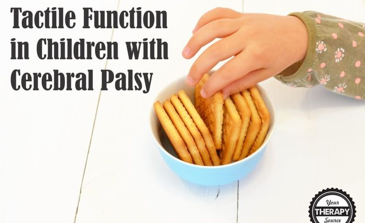As pediatric therapists, assessment and treatment of children with cerebral palsy frequently focuses on motor impairments although, childre...