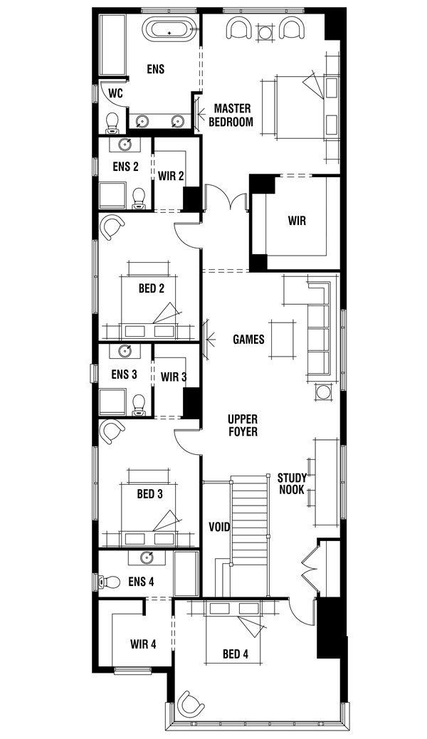 12 best Canberra Home {Layout} images on Pinterest | Floor plans ...