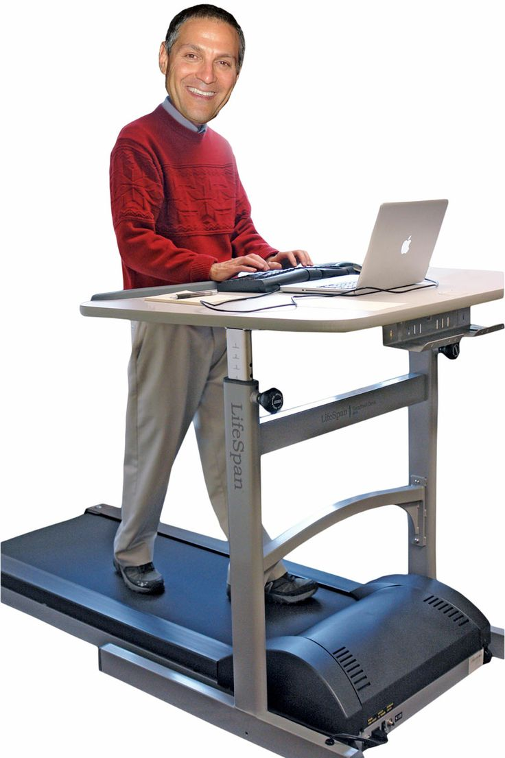 clovemohogany straightprops treadmill lander reviews review workstation desk silver best