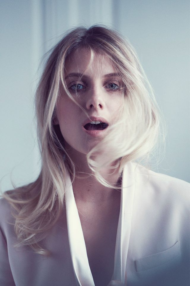One of my favourite actresses - Mélanie Laurent