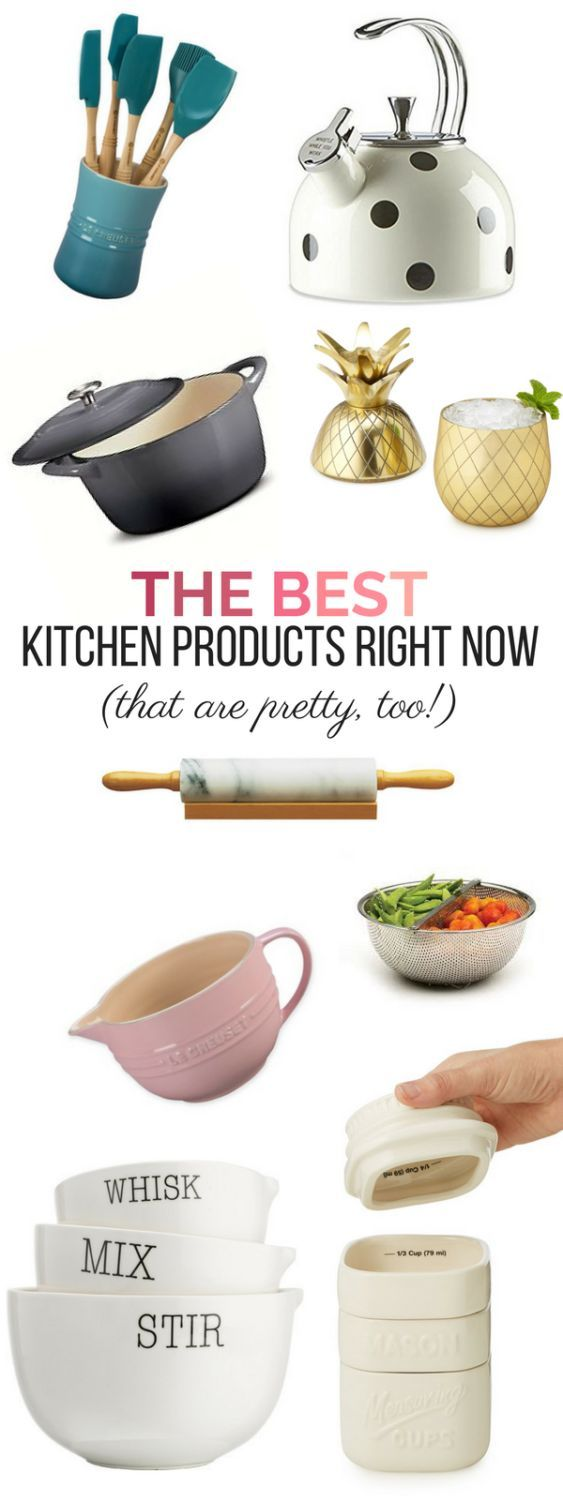 The best kitchen products! Shop cute and unique products for the kitchen, pantry, and beyond.