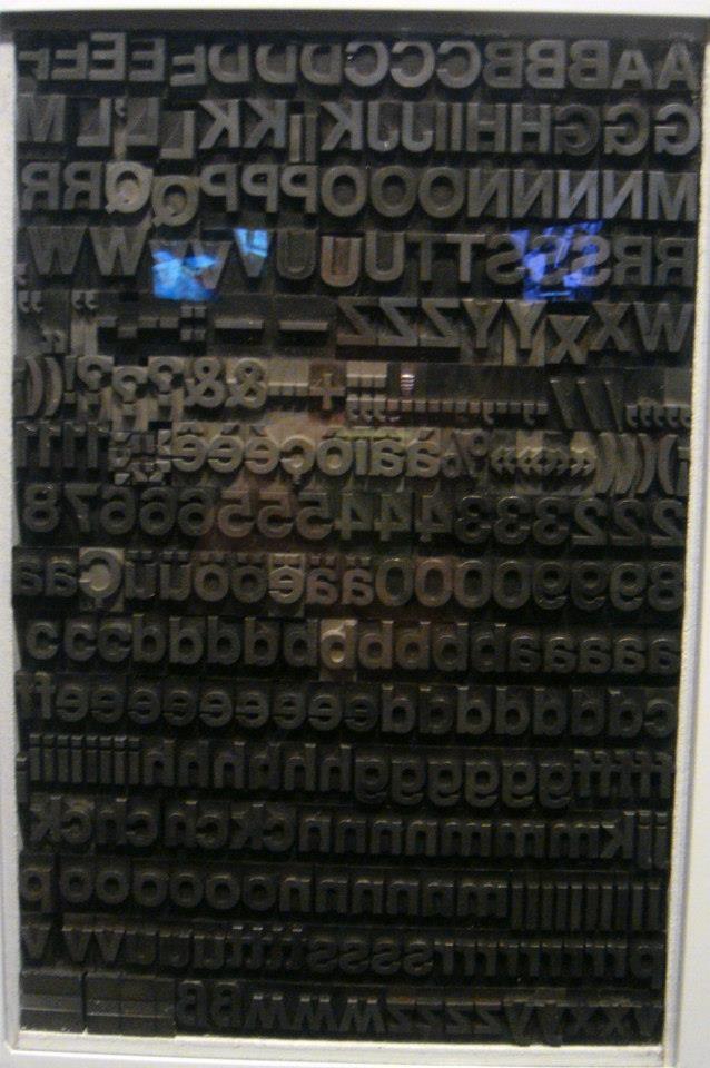 Helvetica Typography set