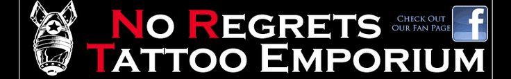 No Regrets Tattoo - Memphis, TN - Memphis Tattoos- Memphis Piercings