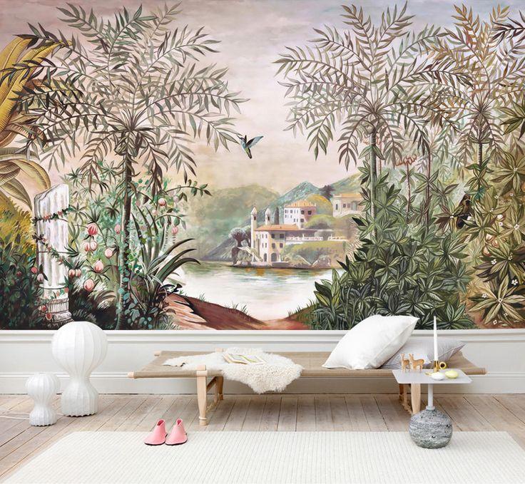 9 best Papier peint du0027artiste issu de tableau de peinture classique