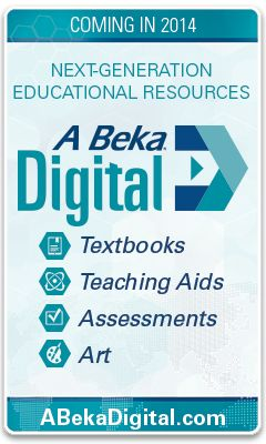 IAHE 2014 Convention Exhibitor • A Beka Book  #IAHEcon14