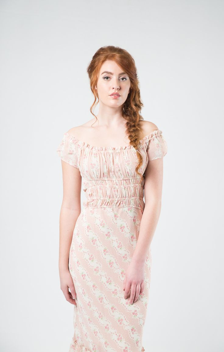 Annah Stretton Victoria Dress - cute pink summer dresses | For sale online and instore! Summer day dresses, floral pink designer fashion dresses Photography; Nicole Troost