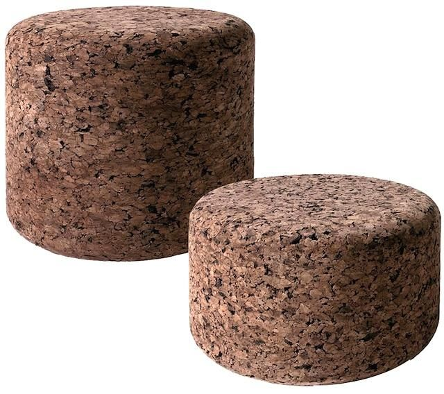Cork Seating by Jasper Morrison ... far, far too expensive but so cool!
